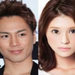 登坂広臣と東野佑美が熱愛で結婚?出会いは?週刊文春の内容がヤバい!写真あり。